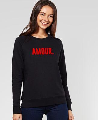 Sweatshirt femme Amour (édition limitée)