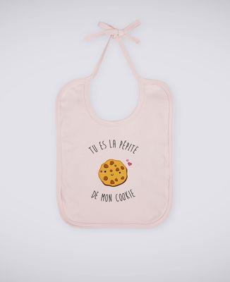 Bavoir Tu es la pépite de mon cookie