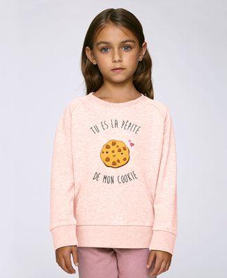 Sweatshirt enfant Tu es la pépite de mon cookie