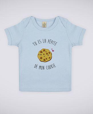 T-Shirt bébé Tu es la pépite de mon cookie