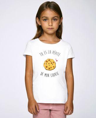 T-Shirt enfant Tu es la pépite de mon cookie
