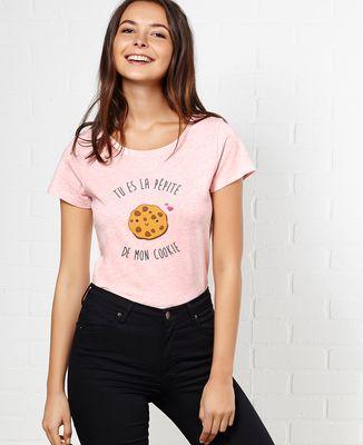 T-Shirt femme Tu es la pépite de mon cookie