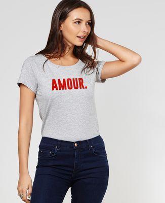 T-Shirt femme Amour (édition limitée)