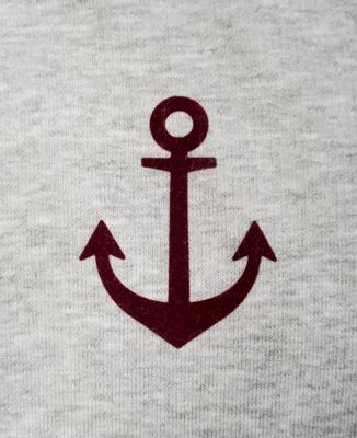 Sweatshirt homme Ancre (édition limitée)