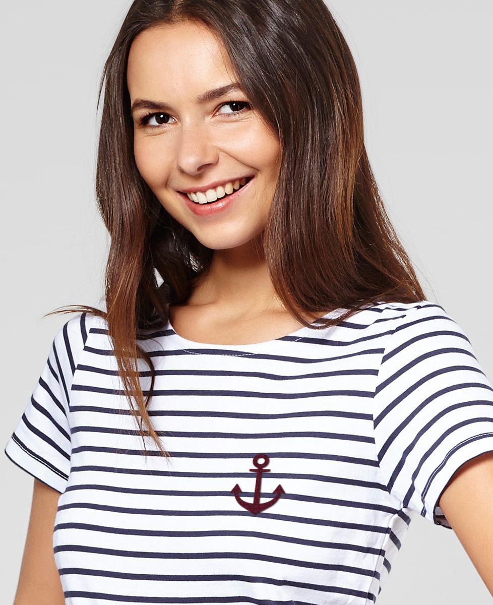 T-Shirt femme Ancre (édition limitée)