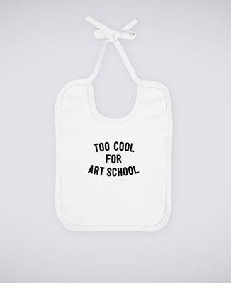 Bavoir Too cool for school