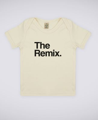 T-Shirt bébé The Remix