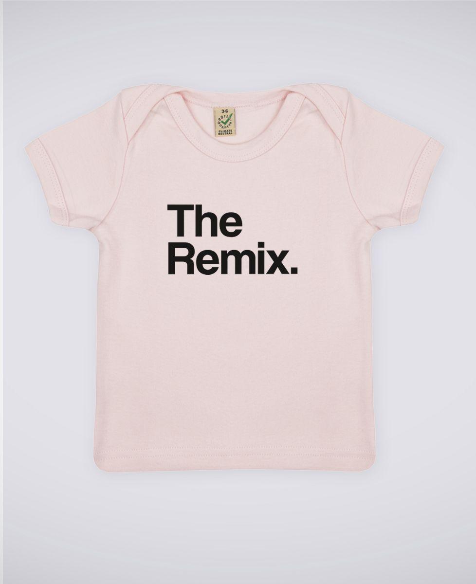 T-Shirt bébé The Remix