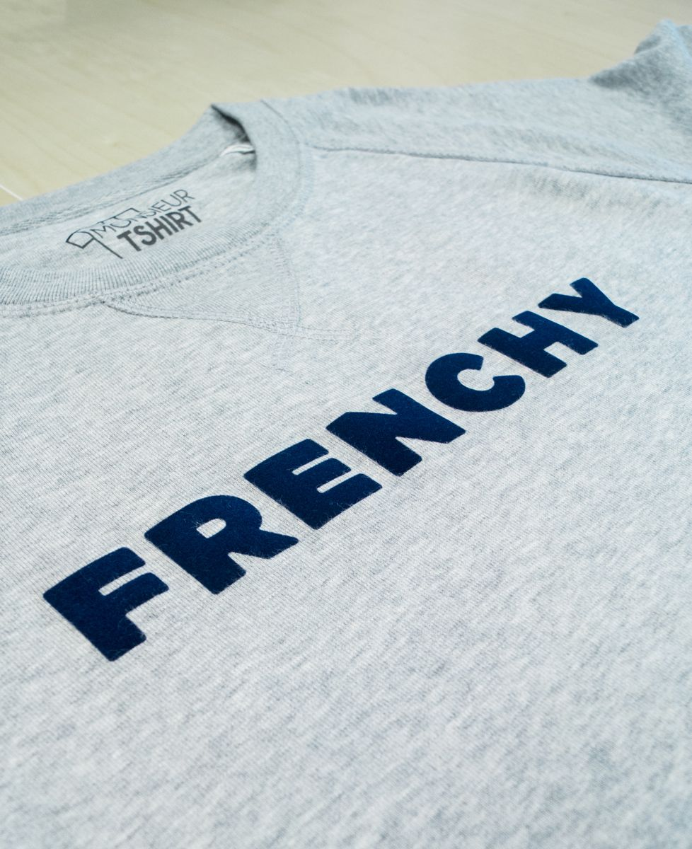 Sweatshirt homme Frenchy (édition limitée)