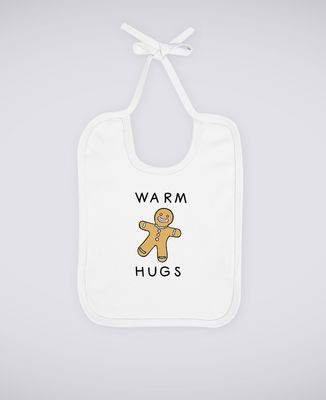Bavoir Warm hugs