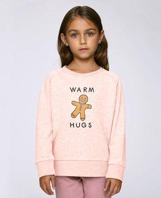 Sweatshirt enfant Warm hugs