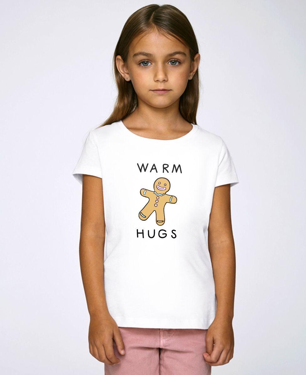 T-Shirt enfant Warm hugs