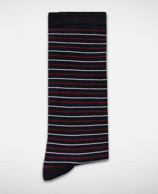 Coffret Pèrefect + chaussettes fines rayures