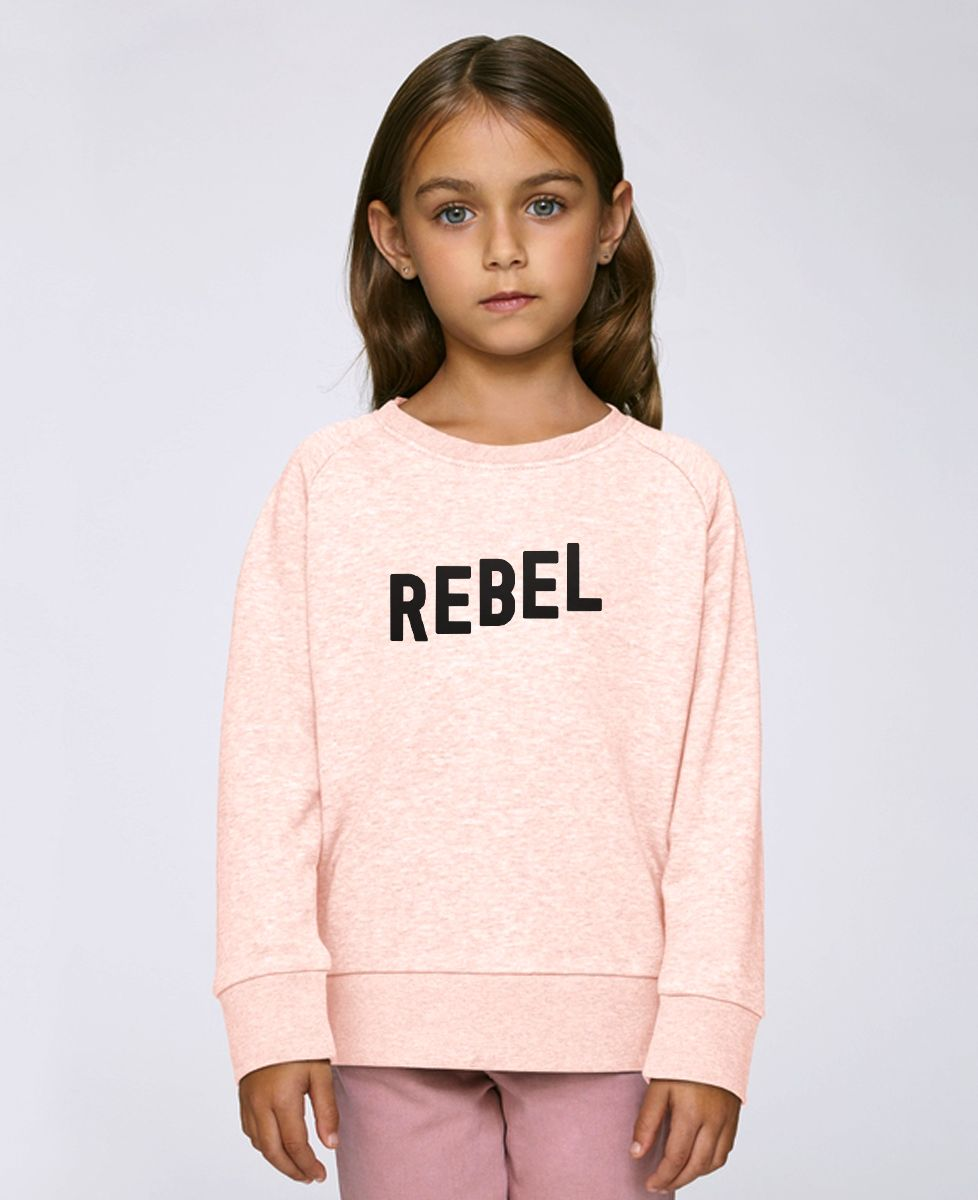 Sweatshirt enfant Rebel