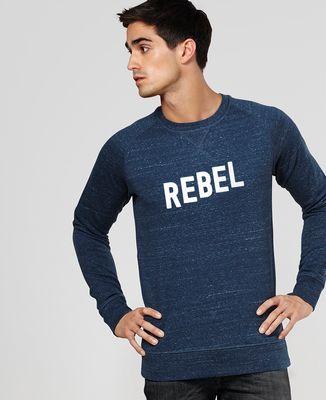 Sweatshirt homme Rebel