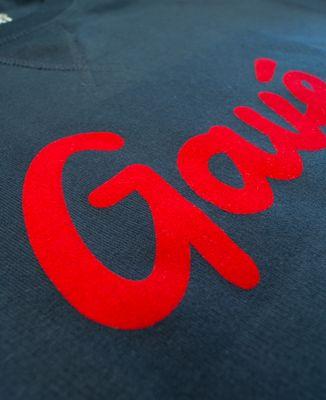 Sweatshirt homme Gavé (effet velours)