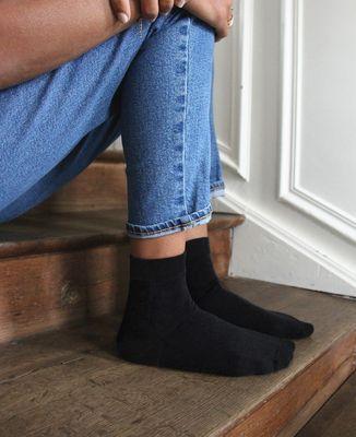 Chaussettes femme chaussettes femme noires
