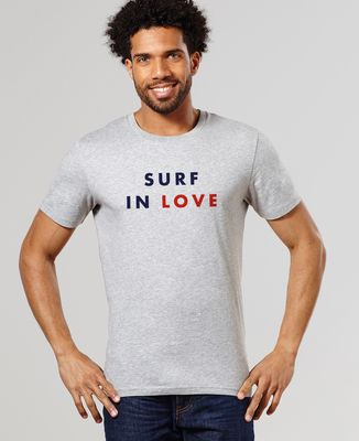 T-Shirt homme Surf in love