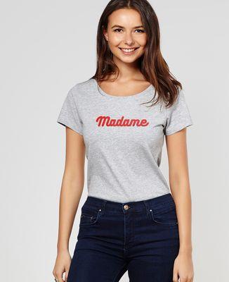 T-Shirt femme Madame (édition limitée)