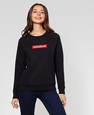 Sweatshirt femme Celibattante