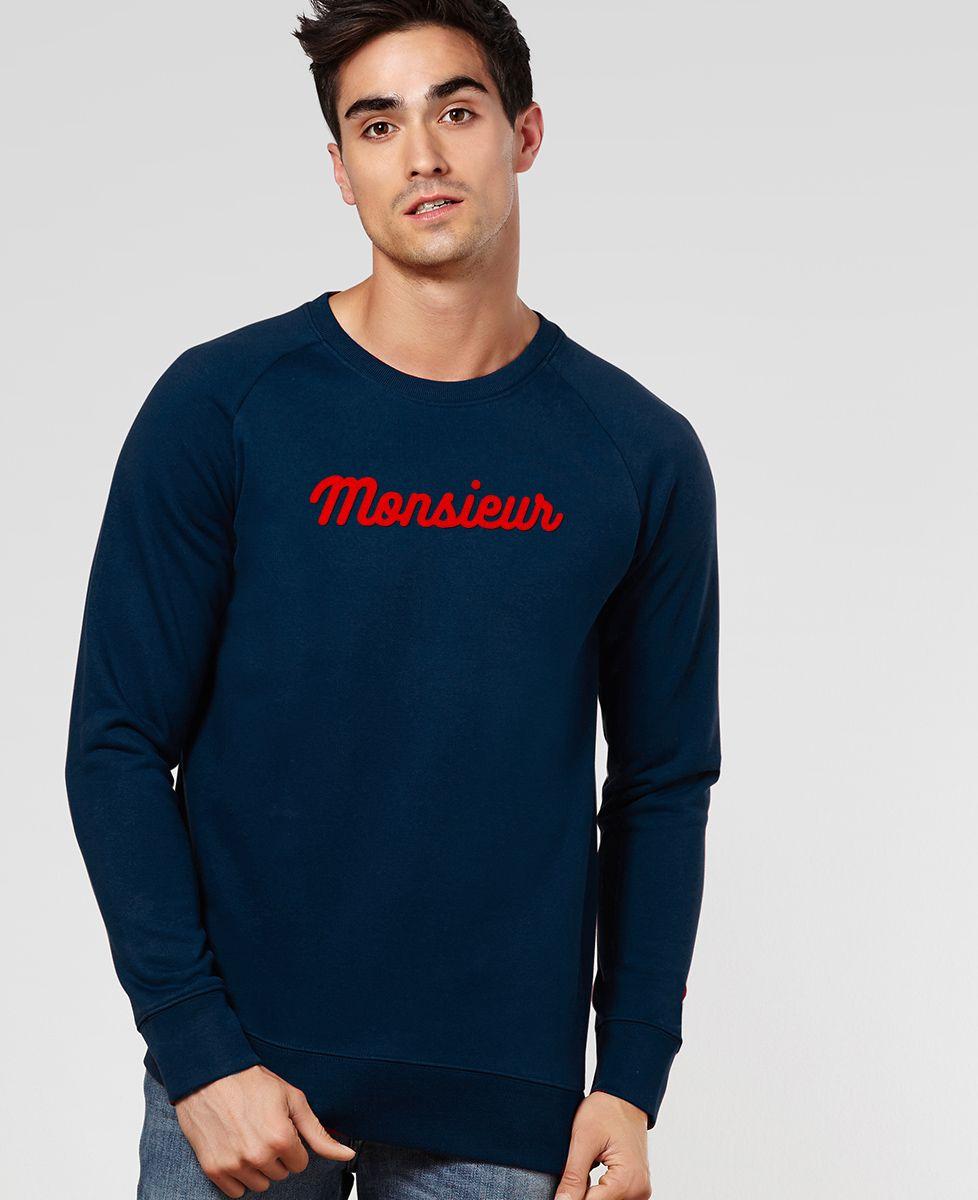 Sweatshirt homme Monsieur (édition limitée)