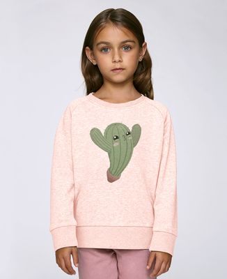 Sweatshirt enfant Cactus Calin