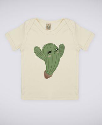 T-Shirt bébé Cactus Calin