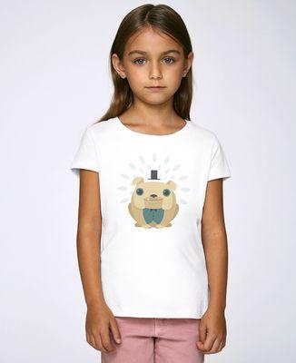 T-Shirt enfant Bulldog