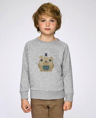 Sweatshirt enfant Bulldog