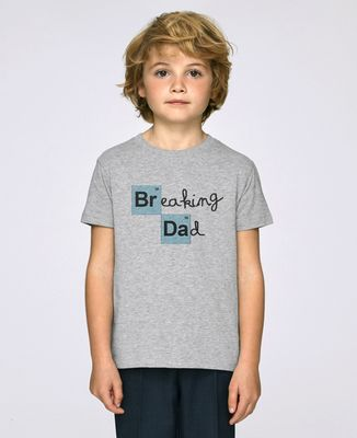 T-Shirt enfant Breaking dad