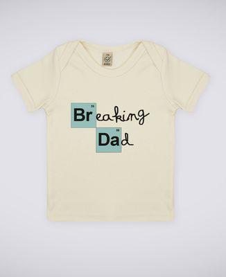 T-Shirt bébé Breaking dad