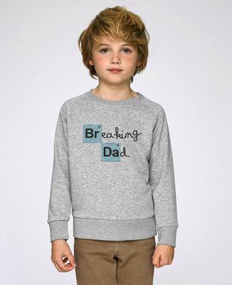 Sweatshirt enfant Breaking dad