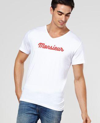 T-Shirt homme Monsieur (édition limitée)