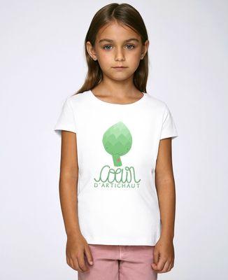 T-Shirt enfant Coeur d'artichaut