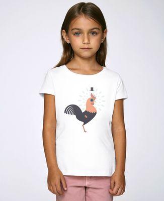 T-Shirt enfant Coq