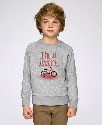 Sweatshirt enfant Driver
