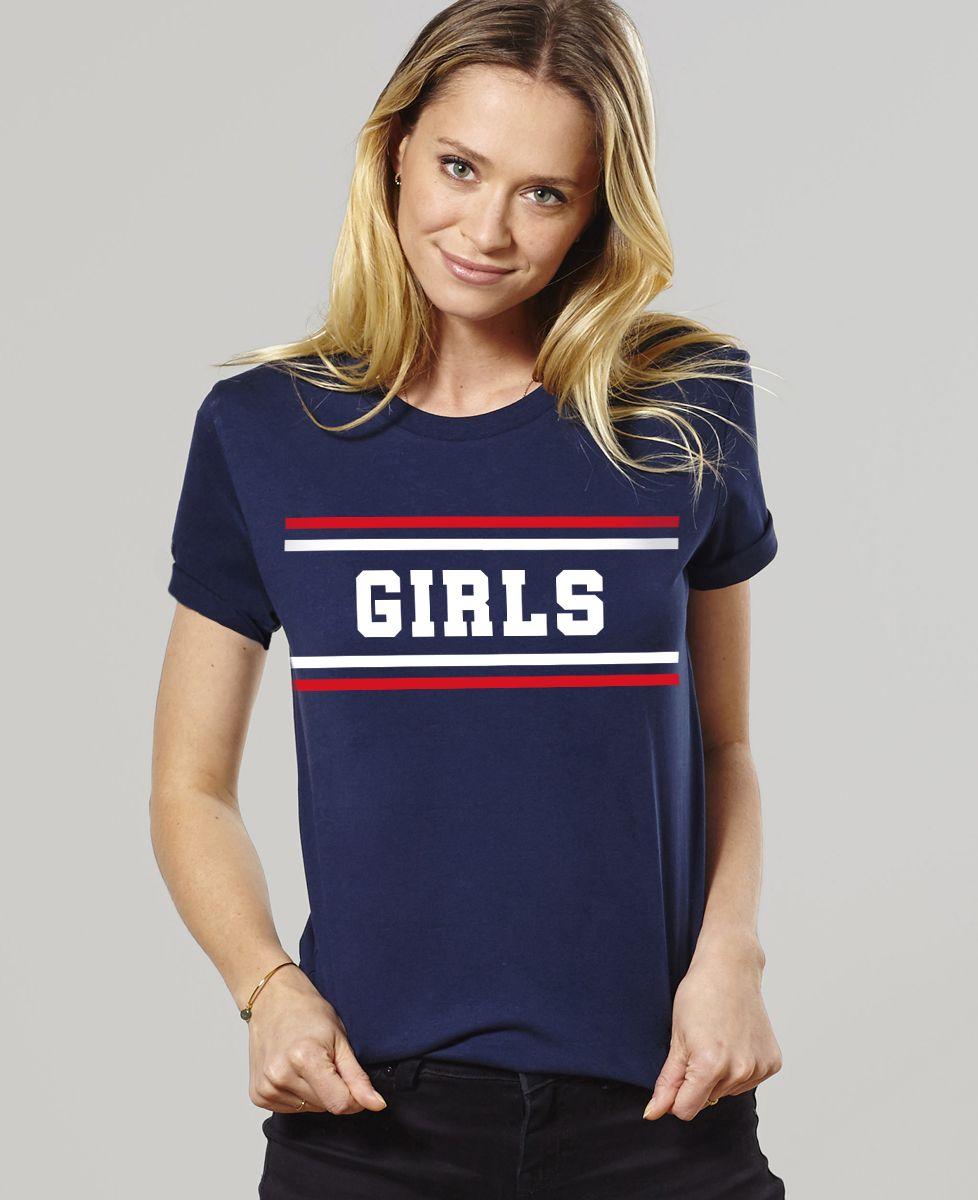 T-Shirt femme Girls