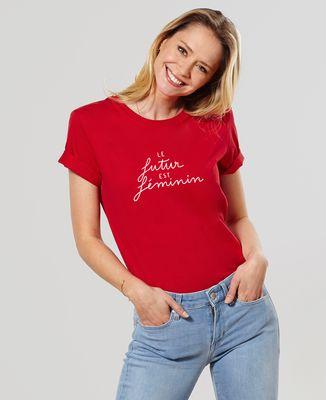 T-Shirt femme Futur féminin