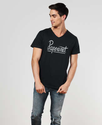 T-Shirt homme Papounet
