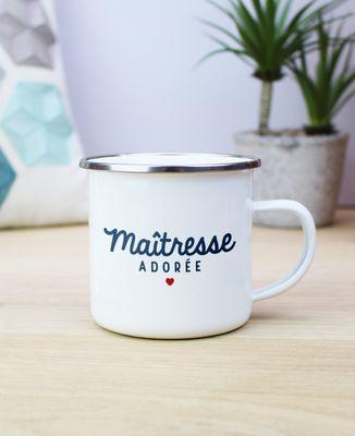 Mug Maîtresse adorée