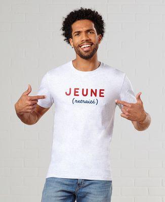 T-Shirt homme Jeune Retraité