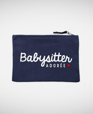 Pochette Babysitter adorée