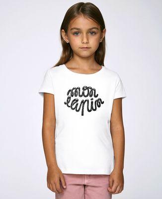 T-Shirt enfant Mon lapin