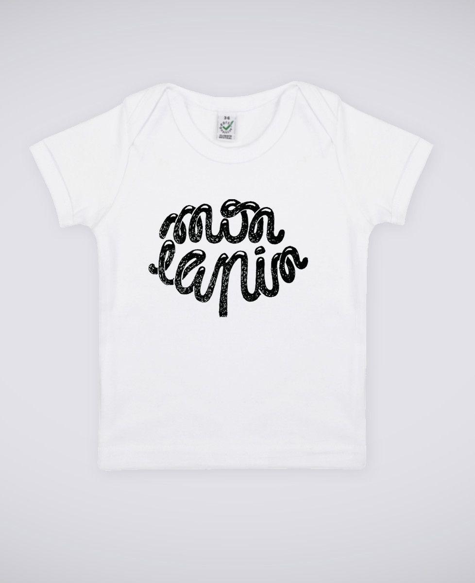 T-Shirt bébé Mon lapin