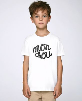 T-Shirt enfant Mon chou
