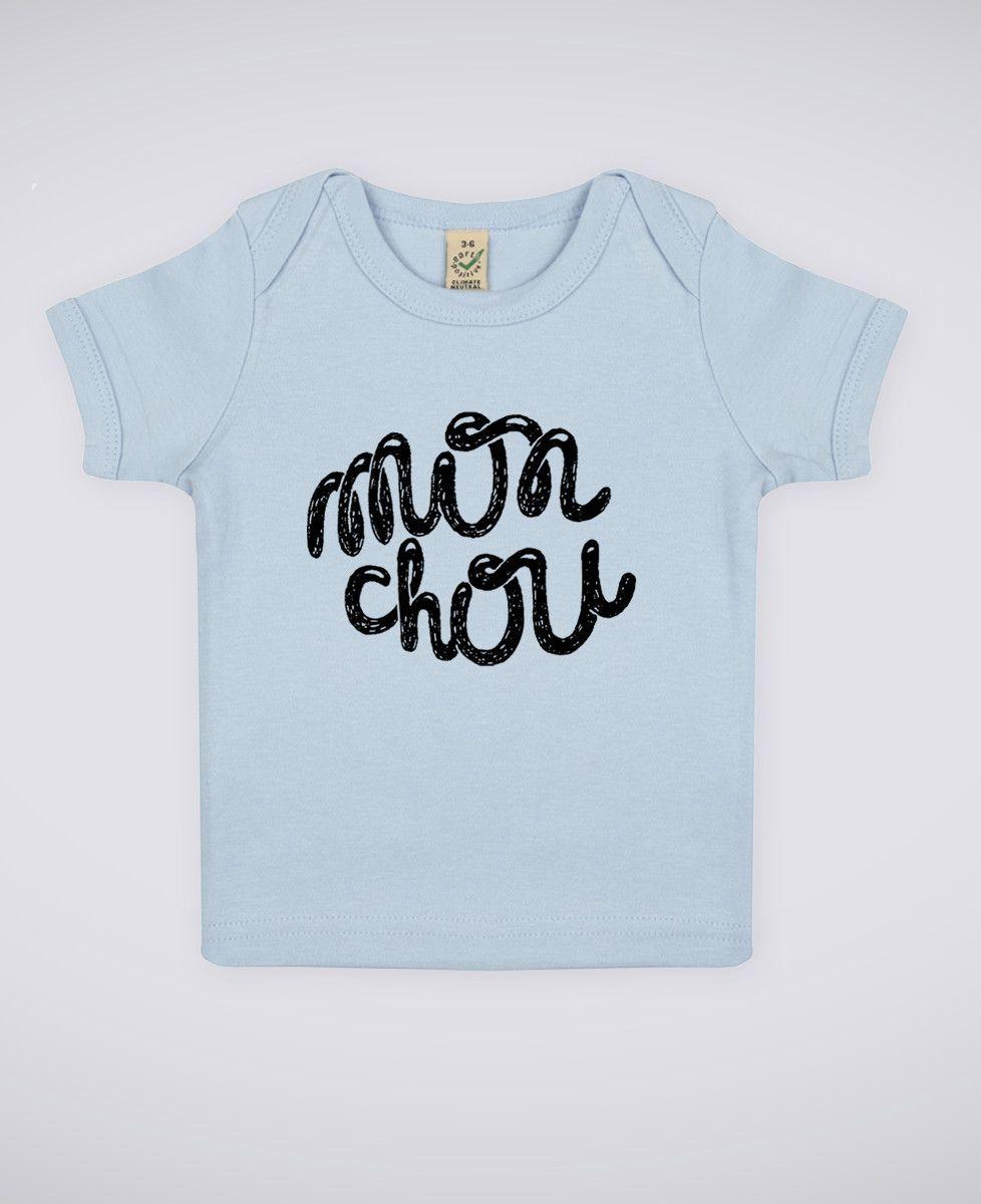 T-Shirt bébé Mon chou