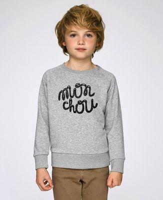 Sweatshirt enfant Mon chou