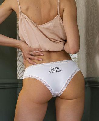 Culotte Fesses à claques (brodé arrière)