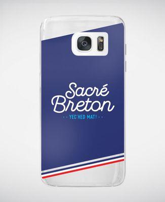 Coque smartphone Sacré breton