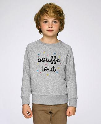 Sweatshirt enfant Bouffe tout